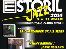 Programa Estoril Jazz 2014