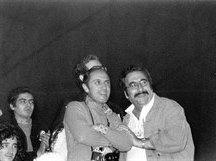 DM e Luís Vilas Boas, Cascais Jazz/1974