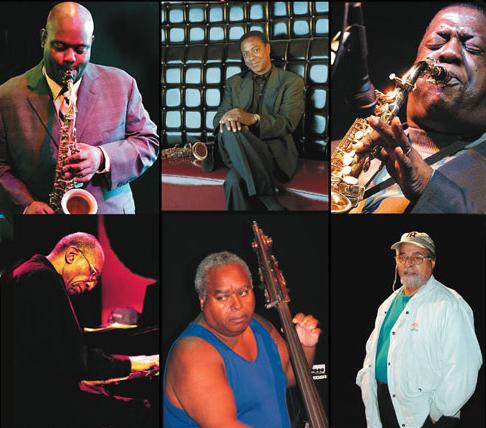 """JAPP – Jazz At Palmela Park """"Charlie Parker Legacy Band"""""""